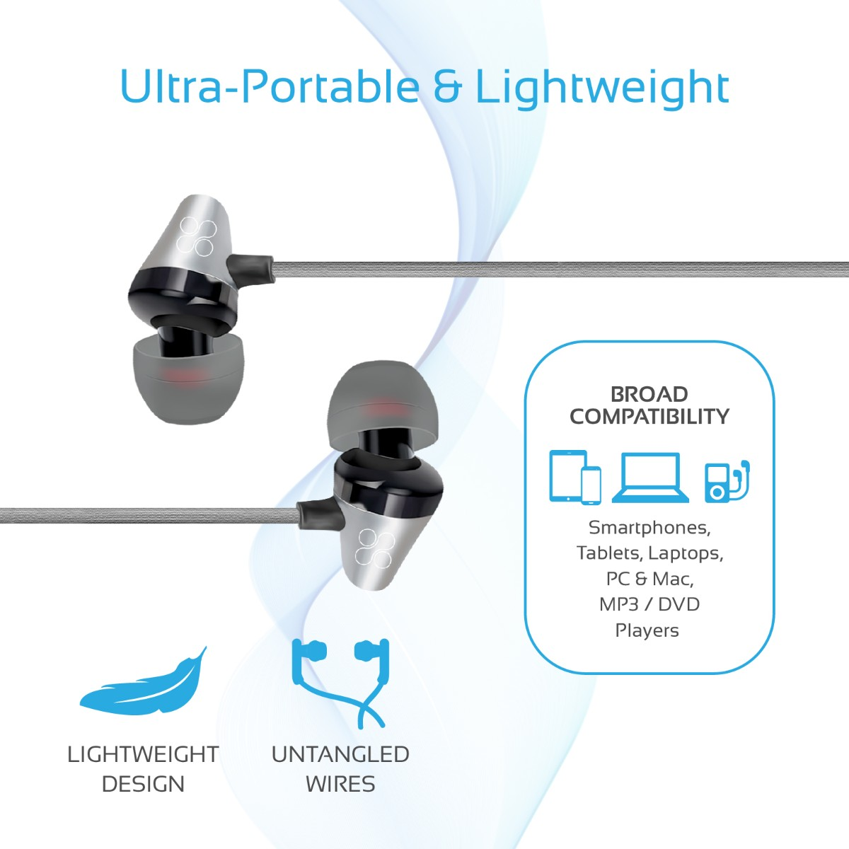 Promate Earphones Universal Wired Stereo Bass Headset With Built In Ipod Earbuds Wiring Diagram Technology And Professionally Tuned Drivers To Minimise Effort Maximise Both Sound Quality User Experience These Will Change The Way